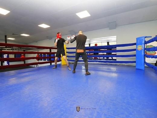 Обновиха залите по бокс, борба, вдигане на тежести и стрелба в Търново
