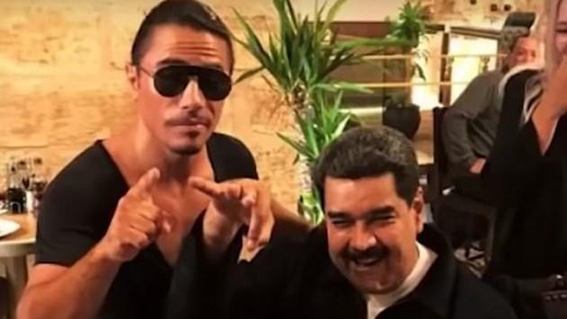 Малките Мадуро крадат ненаситно
