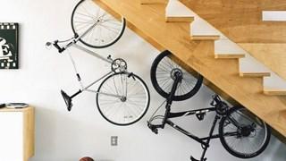 Мястото на колелото в интериора (галерия)