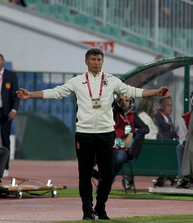 Красимир Балъков: Имаме голям шанс за Евро 2020!