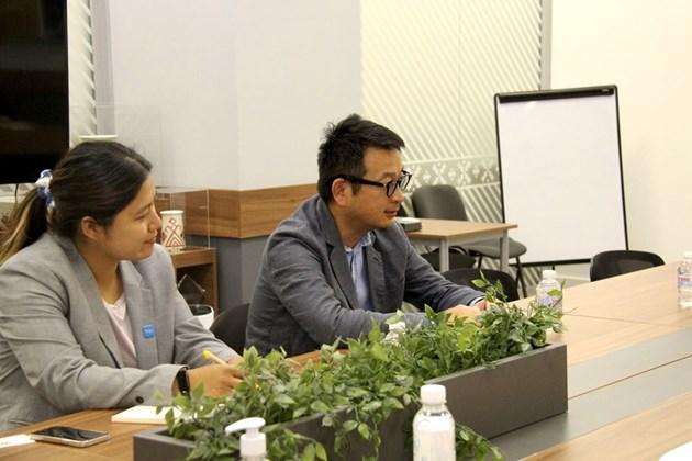 Балтова говори за промотирането ни в Китай със съоснователя на TRIP.COM GROUP