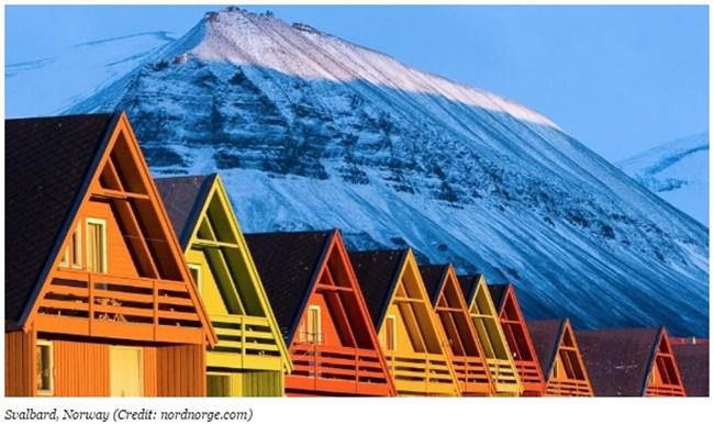 Свалбард, Норвегия Снимка: forbes.com