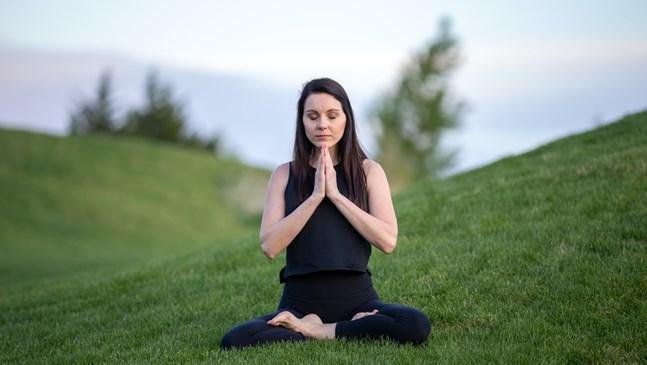 5-минутна медитация на ден за спокойна бременност