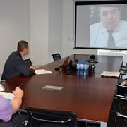 """Шефове на """"Енерго-Про"""" в срещи онлайн с кметове за излизане на малкия бизнес на пазара на ток"""