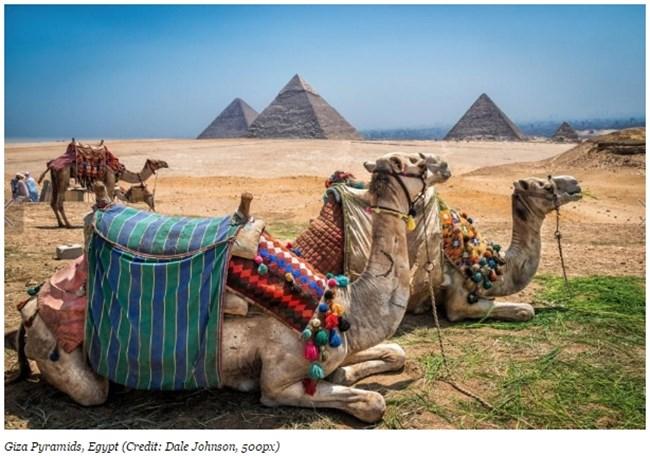 Пирамидите в Гиза, Египет Снимка: forbes.com