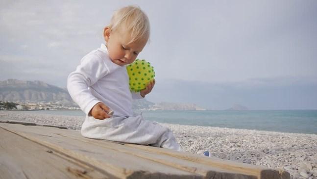 Мога ли да заведа бебето на плаж?