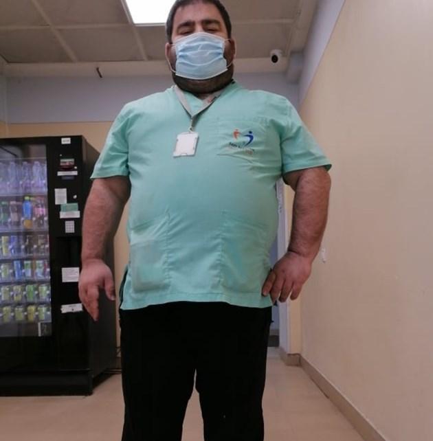 Тихомир оцеля и стана доброволец