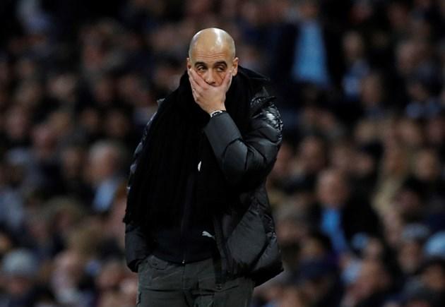 """Пеп: Не можем да се конкурирамес """"Ливърпул"""" и """"Юнайтед"""""""