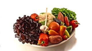 Цветна диета в 3 варианта
