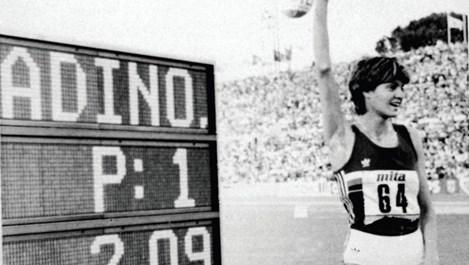Стефка Костадинова:Няма как да отнемат световния рекорд от мен и от България