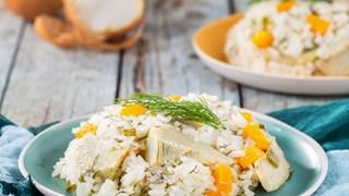 Ориз с артишок