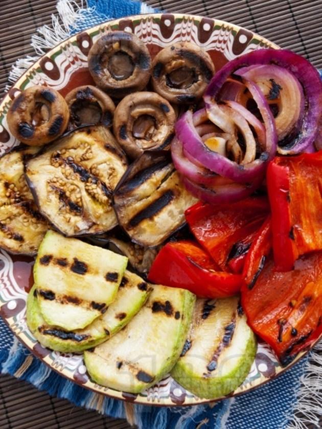 Зеленчуков микс на скара