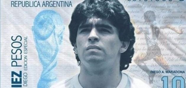 В Италия сменят закон заради Марадона, в Аржентина го искат на банкнота