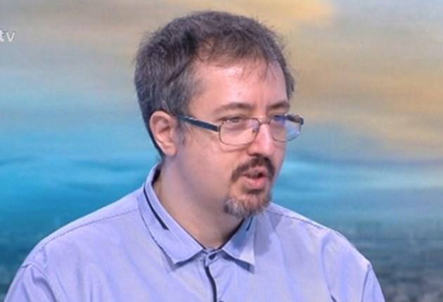 Математикът Лъчезар Томов КАДЪР: Би Ти Ви