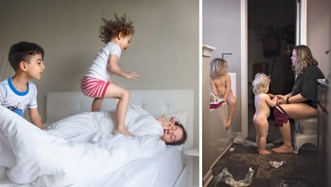Истинската страна на майчинството