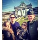 Бившият на Мария Илиева обикаля Европа с гаджето