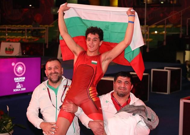 Армен Назарян се надява Едмонд отново да спечели титла