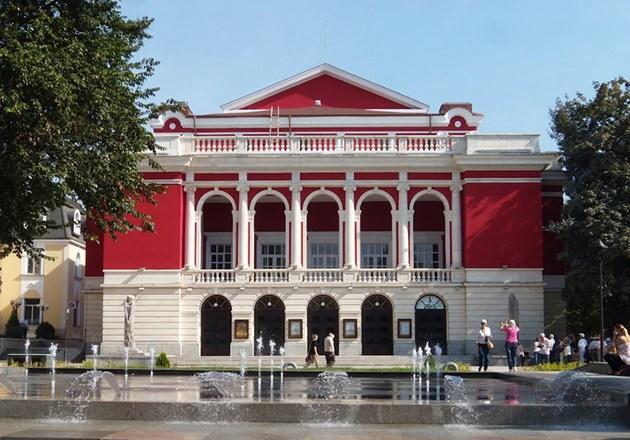 Порой удави Русенската опера