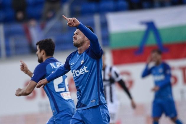 """Валери Божинов иска отново да е в """"Левски"""""""