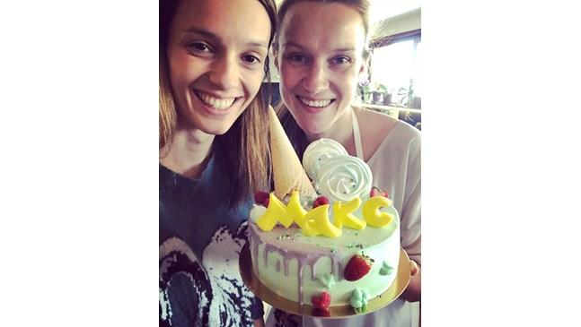 Луиза Григорова разкри името на бебето на Дария Симеонова