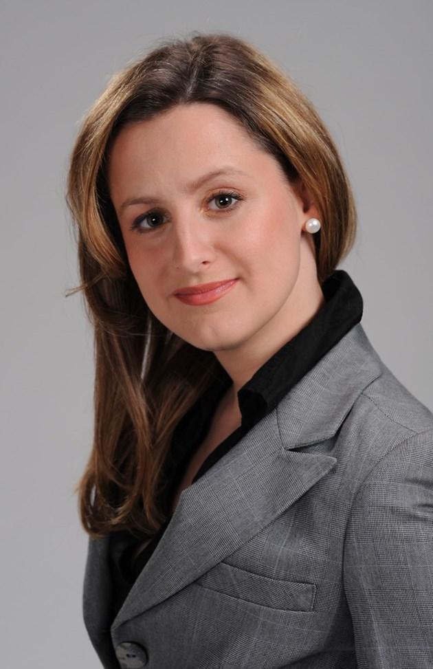 Марта Георгиева, председател на ДСБ - Средец: В ареста ме държаха в клозет