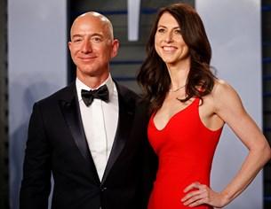 """""""Форбс"""": Бившата съпруга на Джеф Безос е най-богатата жена в САЩ"""