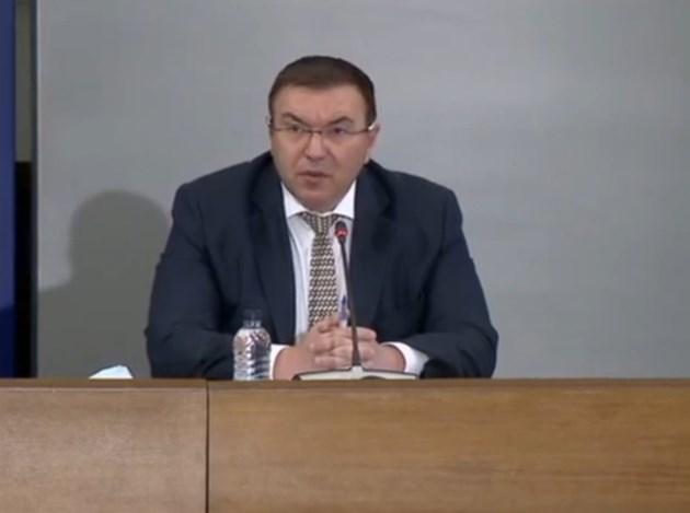 Проф. Ангелов: Отпада ограничението за тържества до 15 човека (Видео)
