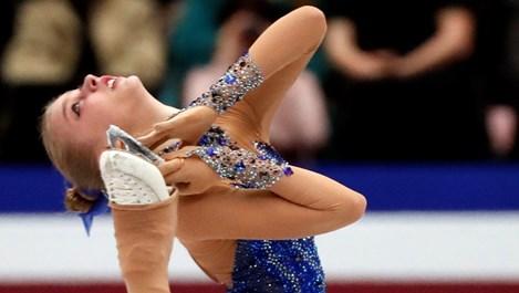 Александра Фейгин стана 17-а в света