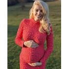 Бременната Ева Веселинова: Няма да се женя, ще го мисля след раждането!