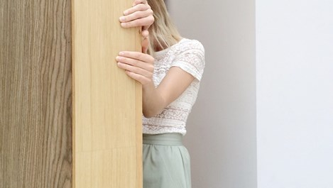 Не притискайте срамежливия тийнейджър