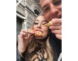 Антови минаха на пица