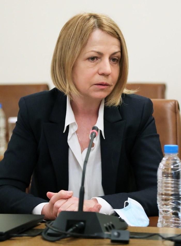 Йорданка Фандъкова СНИМКА: Правителствена информационна служба