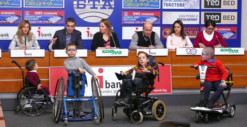 Родителите на деца със спинална атрофия обявиха, че ще съдят България в Страсбург заради забавено лечение.