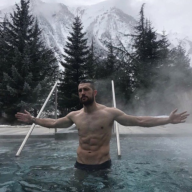 Гълъбинов не страда след раздялата