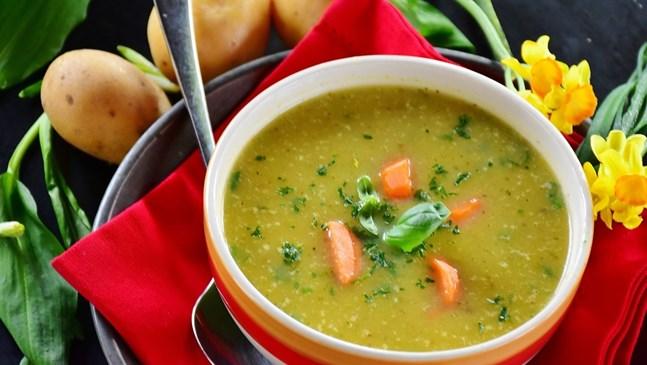 Цветна супа