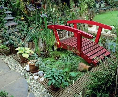 Зоните в градината - уют и удобство