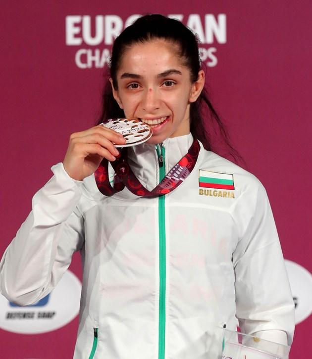 Шампионката Миглена Селишка: Вкъщи всички плачат!