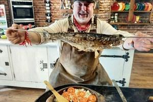 Бъчваров е един от най-популярните и талантливи кулинари в България.  СНИМКА: ЛИЧЕН АРХИВ