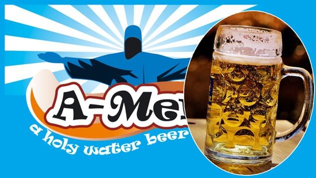 Правят бира със светена вода