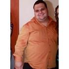 140-килограмов мъж става атлет