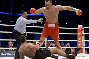 Българинът бе нокаутиран от Кличко