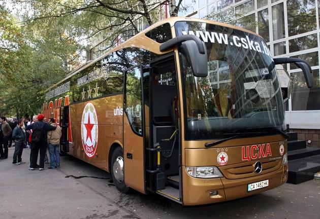Коронавирусът спира рейса на ЦСКА