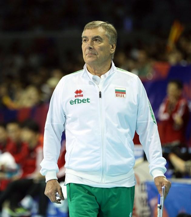 Волейболната легенда Любо Ганев: Пранди е най-добрият треньор, водил България