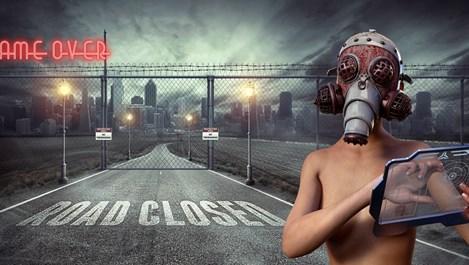 Празни улици, празни животи, празни хора
