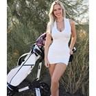Шпионират секси голфърка