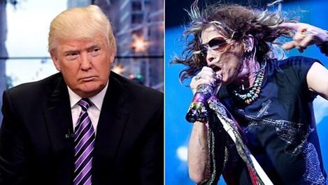 Аеросмит искат Доналд Тръмп да спре да използва песните им
