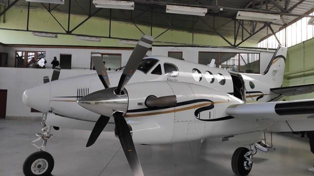 Самолетите за градозащита