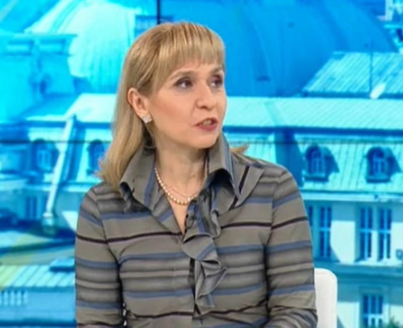 Диана Ковачева Кадър: БНТ