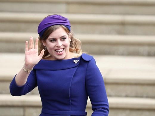 Принцеса Биатрис роди 12-ото правнуче на Елизабет II