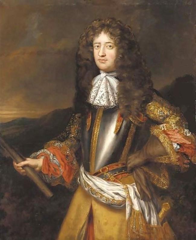 Това е първият от двамата графа на Дъмбартън преди Хари - Джордж Дъглас-старши.